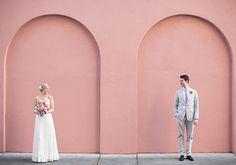 Whimsical Savannah Georgia Wedding | photo by  Izzy Hudgins Photography | Bride wore the Luella Gown from BHLDN