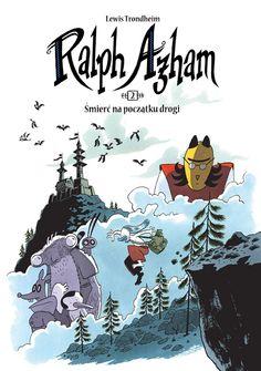 Ralph Azham #2: Śmierć na początku drogi #komiksy