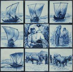 comércio e produção de azulejos manuais portugueses pintados á mão,vitrais tradicionais com pintura em calha de chumbo e tiffany, escultura de cerâmica artística, conservação e restauro de azulejos e restauro de vitrais, réplicas de azulejos antigos,