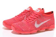 cheap for discount 05d15 047df Nike WMNS Flyknit Zoom Agility Raspberry Fireberry Hyper Punch Silver  698616 611