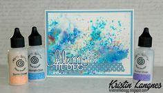 Jeg har gjort en nyoppdagelse, og det er Cosmic Shimmer Pixie Powder . Det er et utrolig morsomt pulver-produkt som reagerer med vann, og ...
