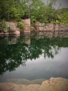 The Swimming Hole, Quarry Park. St. Cloud, MN