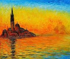 Image result for Monet - San Giorgio Maggiore at Dusk 1912 Famous Impressionist Paintings, Most Famous Paintings, Georgia O Keeffe Paintings, Famous Impressionists, Artist Van Gogh, Van Gogh Sunflowers, Spanish Artists, Paul Gauguin, Artist Gallery