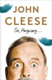 John Cleese's huge comedic influence has stretched across generations; his sharp irreverent eye and the unique brand of physical comedy he perfected with Monty Python, on Fawlty Towers, and beyond now seem written into comedy's DNA. Monty Python, Pdf Book, New Books, Books To Read, Physical Comedy, Writing Jobs, Reading Lists, Reading Room, Along The Way