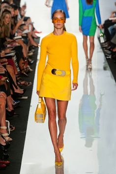 Michael Kors 2013 spring collection  love the entire ensemble
