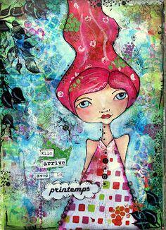 Le Blog à Daude: Mes Cotton Candy Girls
