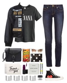 """4.272"" by katrina-yeow ❤ liked on Polyvore featuring Play Comme des Garçons, Tory Burch, Kokon To Zai, Kate Spade, MAC Cosmetics, Byredo, Maison Margiela, Chapstick and Gucci"