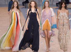 Chloe Spring/Summer 2016 Collection  #runway #catwalk #fashionweek