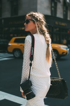 Love this braid and style