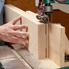 Re-sawing, the process of cutting a board into thinner pieces of the same length and width, opens up a world of woodworking opportunities. Re-sawing allows you to create wide panels from narrow boards, thin pliable pieces for bent laminations, thin sheets of veneer, and even turn logs into lumber. Like any woodworking skill, re-sawing takes time and practice to master. Here are some tips to help you re-saw like a pro.