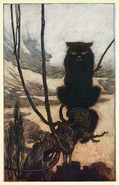 Arthur Rackham Hansel and Gretel (1920)
