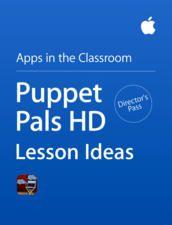 Puppet Pals HD Director's Pass Lesson Ideas