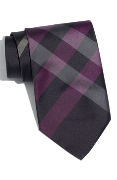 Burberry London Woven Silk Tie | Nordstrom....Picked it for the color.  Grooms men/wedding party men