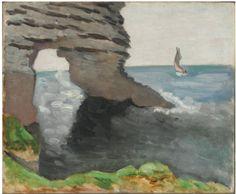 Henri Matisse, The Pierced Rock