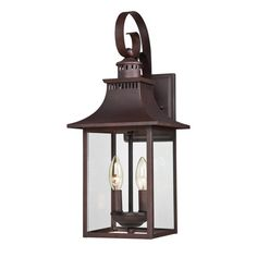 Found it at Joss & Main - Chancellor 2 Light Outdoor Wall Lantern