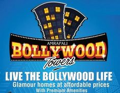 Amrapali Bollywood Towers in #Noida Extensions is #ResidentialFlatsinNoida gives you spacious and skillfully designed #2BHKApartments with grant entrance and equipped with all the amenities to facilitate the needs of the residents.