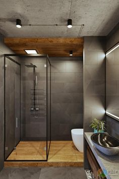 A Contemporary Apartment for a Single Man in Moscow - Design Milk Zeitgenössisches Apartment, Modern Apartment Decor, Industrial Apartment, Contemporary Apartment, Contemporary Interior, Modern Decor, Industrial Loft, Industrial Lighting, Modern Apartments