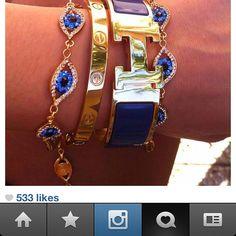 Need that Hermes bracelet