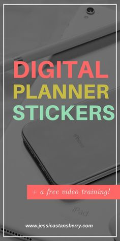 Are you intrigued by the digital planner rage and maybe yuore wondering how it all works? Heres how to use digital planner stickers in your digital planner to make it more you. #digitalplanner #planner #plannerideas #plannersickers #planners #planneraccessories
