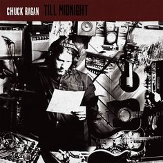 Chuck Ragan – Till Midnight (A shame the maroon/brown colour is a rad too dark. Can't read the album title on my vinyl copy.)
