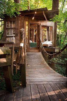 Magical treehouse ge