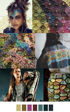 INDIAN SUMMER   pattern curator