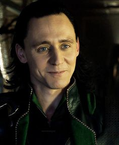 Loki: I not only love you.. I really like you.. Me: That means a great deal to me coming from you Lokiii..h..<3
