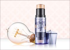 Benefit Cosmetics - watt's up! #benefitgals