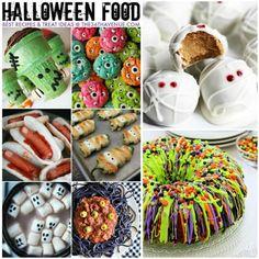 Halloween - Best Treats and Recipes