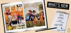 """Back to school con ASH kids!   I modelli Fanta e Flash sono perfetti per i giochi dei più piccoli, eccoli nel servizio """"Happy Circus"""" sul nuovo Elle Junior, thanks to Carola Bianchi!  #ashitalia"""