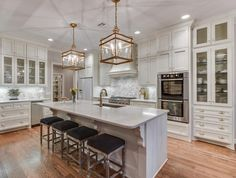 Kitchen From A Design Perspective This Has An Open Layout With The