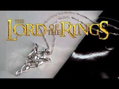 Lord Of The Rings Elfstone Evenstar Necklace