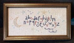 bent creek cross stitch | Bent Creek : Twinkle Twinkle