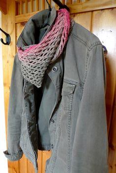 Sommer Tuch Häkeln Super Leichtes Baumwoll Tuch Aus Woolly Hugs