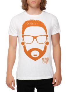 Memphis May Fire Cartoon Matty Slim-Fit T-Shirt