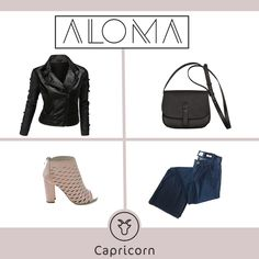 CAPRICORN STYLE QUALITIES Simply sophisticated. Capricorns love comfortable pieces with a twist.  Capricorns are all about that cozy, cozy comfort—which makes sense since your sign is rockin' out in the depths of winter. In the new year, update tried and true basics with a little twist—like a new shoe style (mules anyone?) or even new jeans in a totally on-trend style.  Strengths: Responsible, disciplined, restrained, good managers Likes: Family, tradition, music, understated status, quality…