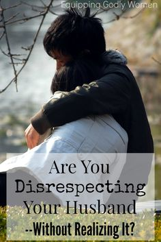 Respect is so, so important, and yet, many of us wives fail at it time and time again, often without realizing it. Let's change that, starting today!