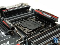GIGABYTE X99-Gaming G1 Motherboard Overview and Overclocking Guide