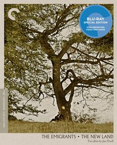 The Emigrants / The New Land - Blu-Ray (Criterion Region A) Release Date: February 9, 2016 (Amazon U.S.)