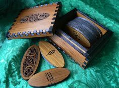 Gypsy Runes Long Celtic Oval Boxed Set This would be cool with Norse runes. Norse Runes, Futhark Runes, Pagan Witch, Wiccan, Celtic, Pagan Festivals, Rune Symbols, Traditional Witchcraft, Vikings