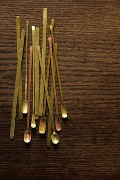 Brass & Copper Spoon | IRRE