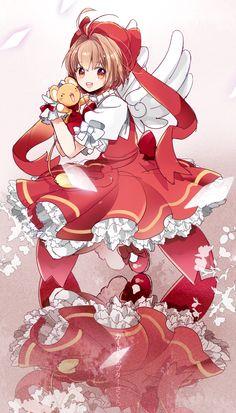 Kinomoto Sakura, by Dandel