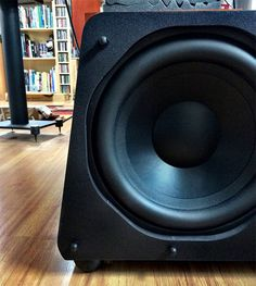 GoldenEar ForceField 5 Subwoofer - Close-Up