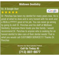 Dr. Penchas has been my dentist for many years now.  He is great at what he does and is...