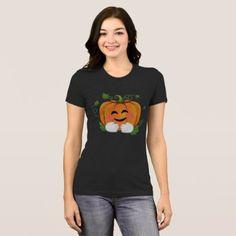 Pumpkin Hugs Emoji Thanksgiving Halloween Shirt - diy individual customized design unique ideas