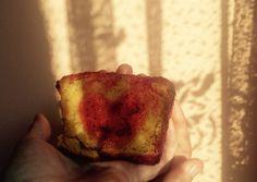 Surprice Heart Cake