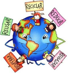 This Is a company that has as its objectives to promote dialogue and work together: Companies, governments and the rest of society in the world in order to build and apply jointly a development m. Dual Language Classroom, Spanish Classroom, Teaching Spanish, Save Planet Earth, Save Environment, Eco Kids, Spanish Immersion, Earth Day Activities, Spanish Activities
