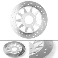 Front Brake Disc Rotor For Honda Honda Cb250, Cb750, Honda Cbr 600, Steel Manufacturers, Motorcycle Parts And Accessories, Front Brakes, Ebay, Larger, Vehicle