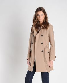 BURTON - Trenchs & Parkas - TRENCH LONG - COLLINE TR