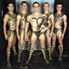 Houston ballet, unknown--Spartacus?!